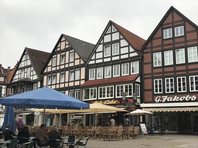 Am Marktplatz in Rinteln