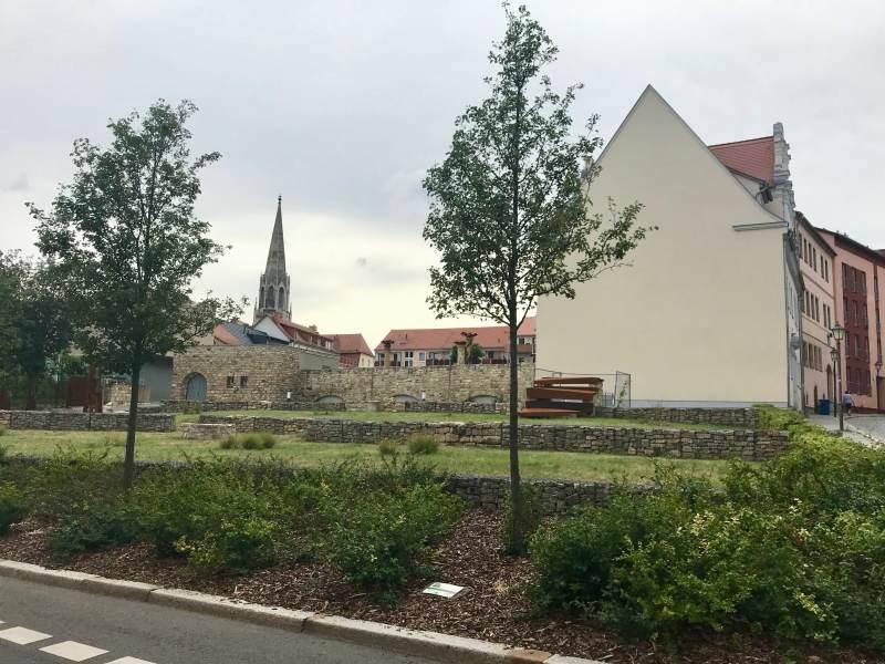 Merseburg, Kunst und Altertum in der Stadt
