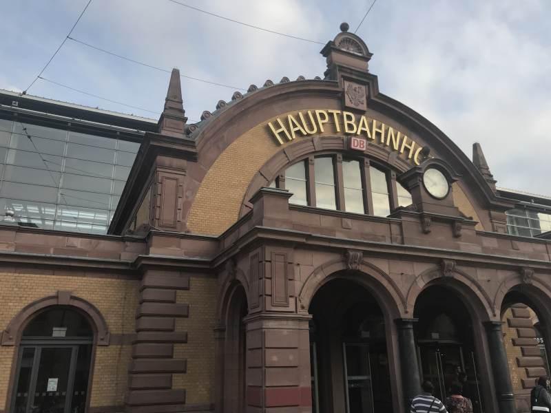 Erfurter Hauptbahnhof