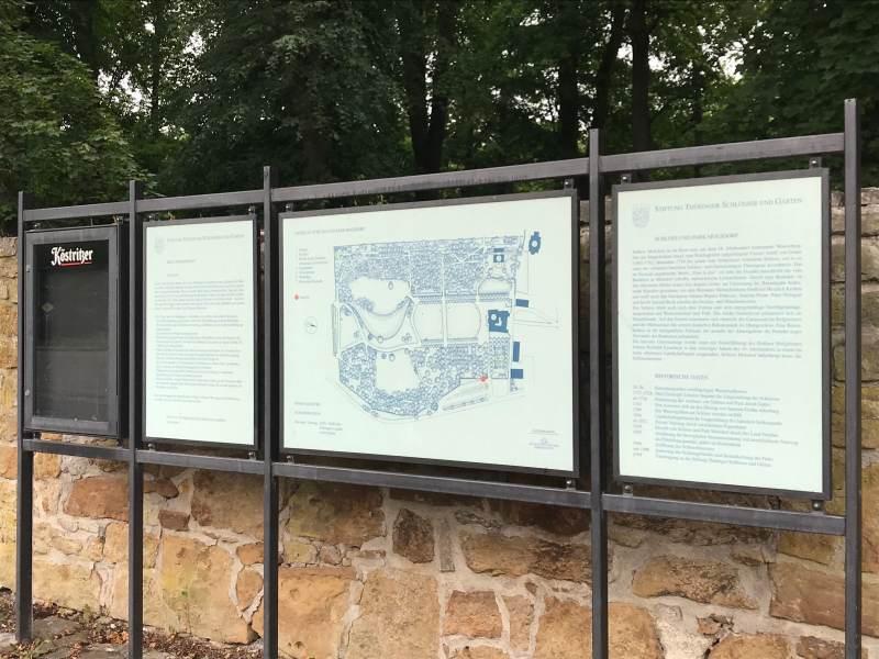 Schloss und Park Molsdorf