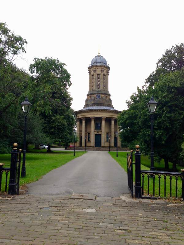 Die Saltaire URC Church