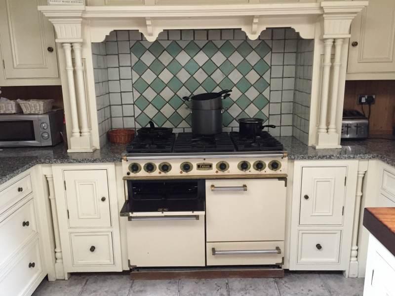 Was für eine Küche