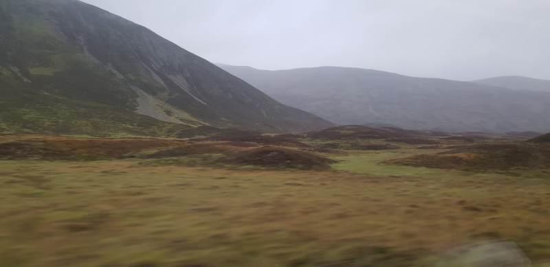 Hoch in den Highlands