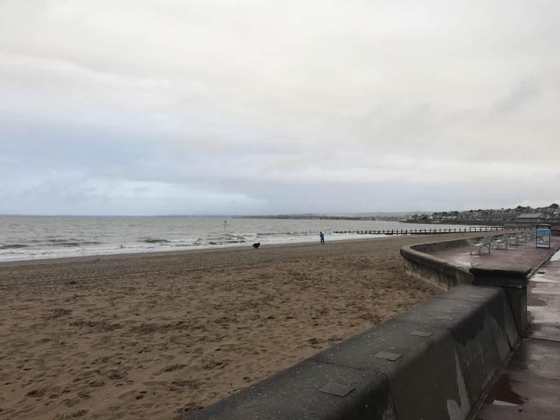 Der Strand von Portobello