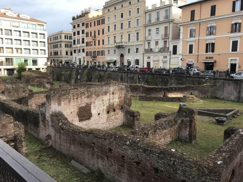 Altes Rom allerorten
