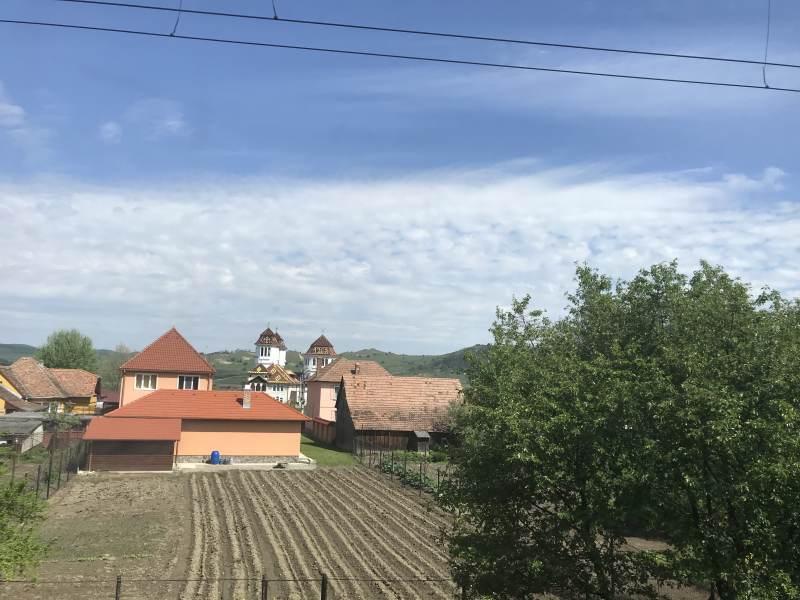 Manche Dörfer bergen Kleinode