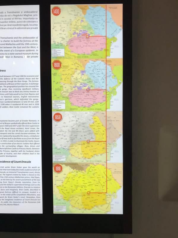 Interessante Übersichten zur historisch-geographischen Entwicklung