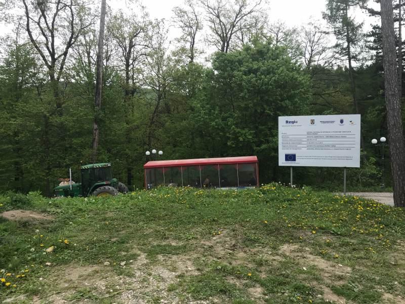 Fahrt zur Festung Râșnov – Tram mal anders ...
