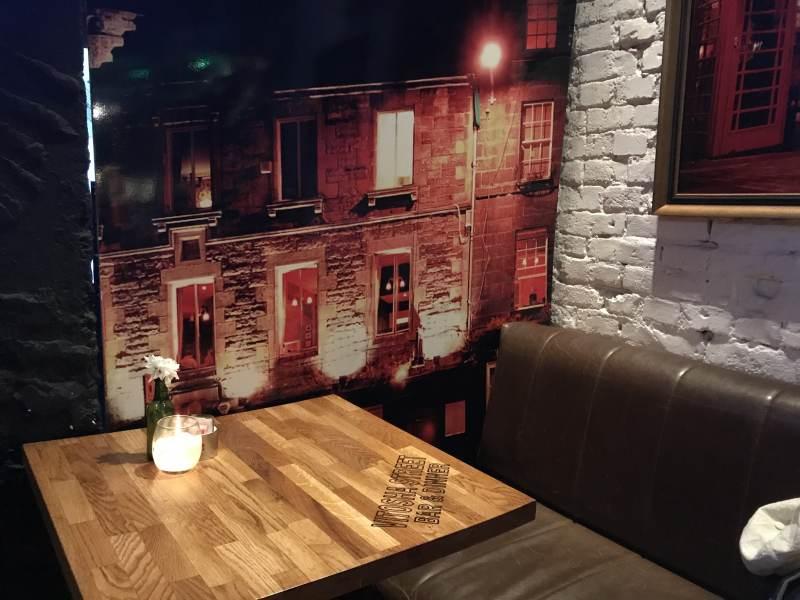 Einkehr im Vitosha Street Café