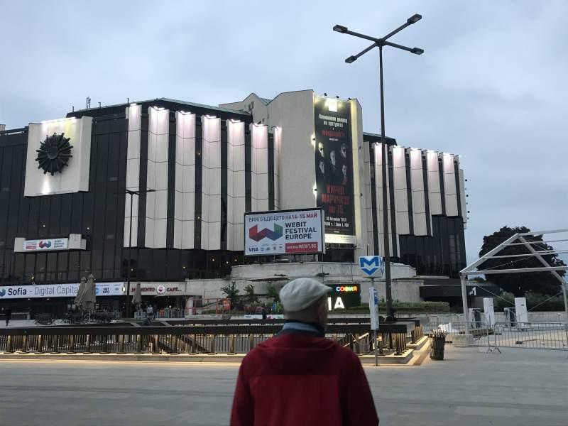 Der Kulturpalast, Zeuge seiner Bauzeit