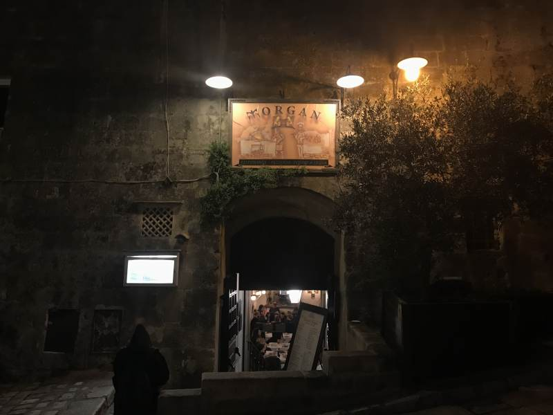 Restaurant Morgan – Genuss im Höhlengewölbe